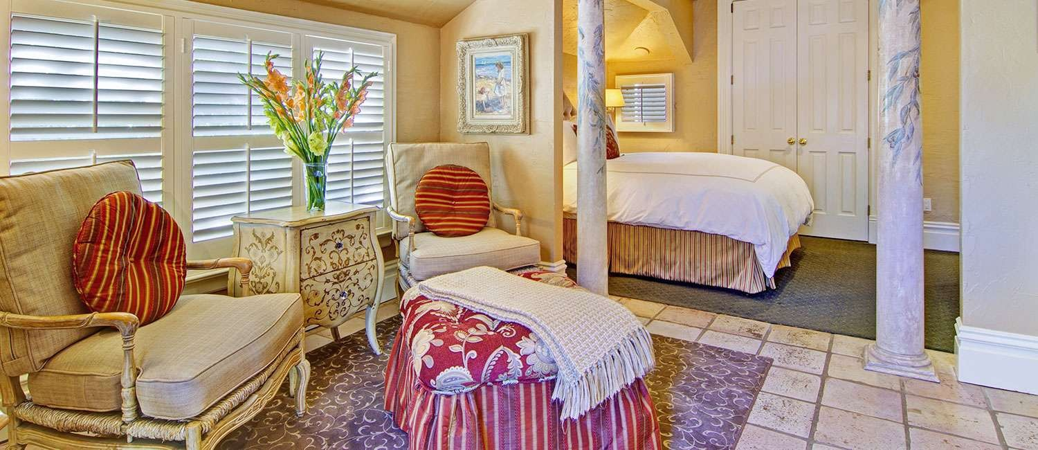 INN AT DEPOT HILL IS REDEFINING LUXURY